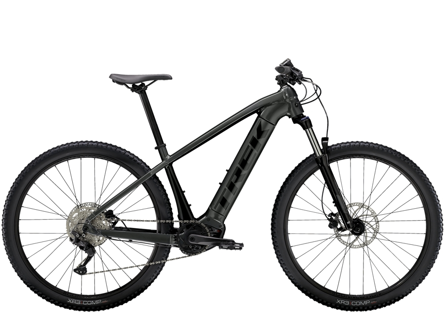 Trek Powerfly 4 S (27.5  wheel) Lithium Grey/Trek Black