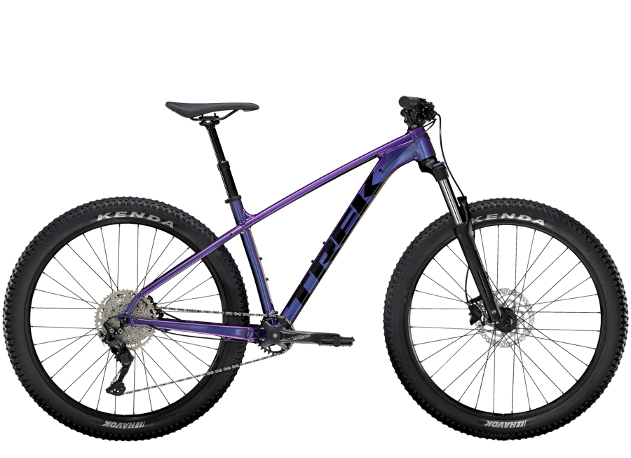 Trek Roscoe 6 XS Purple Flip/Trek Black