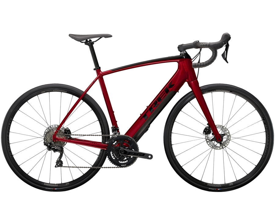 Trek Domane+ ALR 54 Crimson Red/Trek Black