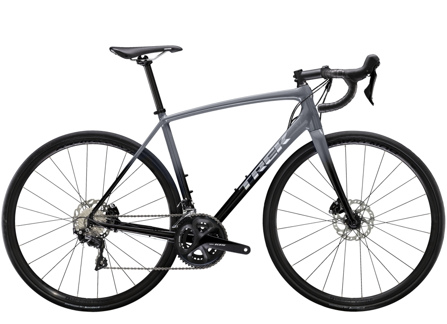 Trek Émonda ALR 5 56 Slate to Trek Black Fade